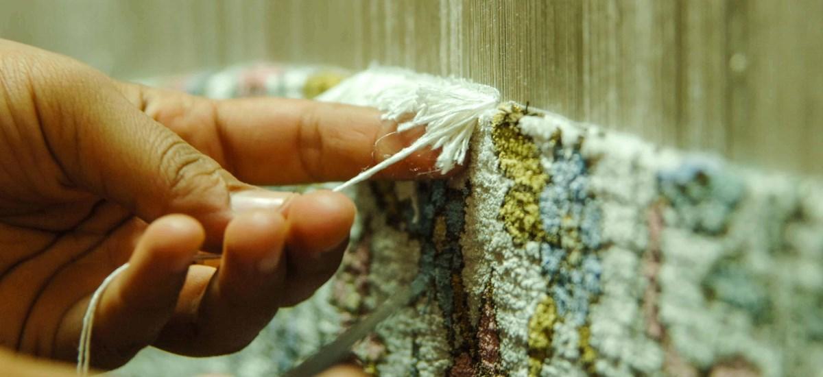 réparation de carpettes